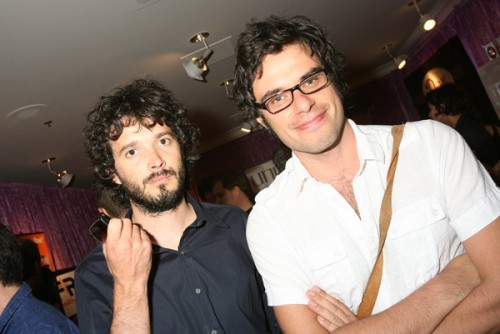Jemaine is waaaaaaay hotter than Bret