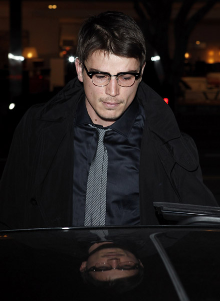 Josh Hartnett in Feb 2009
