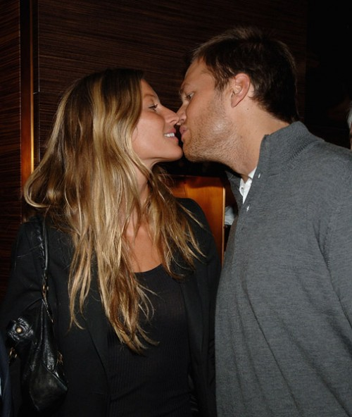 Gisele Bundchen and Tom Brady Pictures Photos